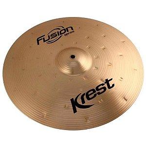 Prato Ataque Thin Crash 17 Krest Fusion F17tc Bronze B8