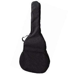 Capa Bag Simples Violão Infantil 1/2 Alça mãos e Mochila