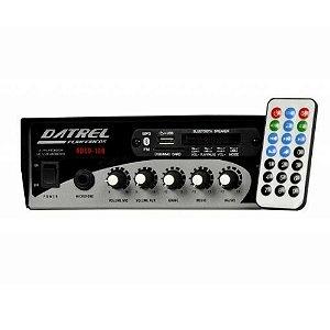 Amplificador Som Ambiente Datrel Hds100 Com Usb bluetooth
