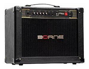 Amplificador Cubo Vorax 12100 Borne 100w Rms 1x12 Falante