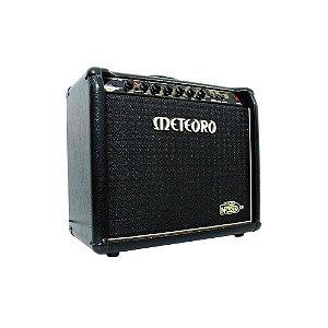 Amplificador Cubo Nitrous Meteoro Gs100 C/ Foot Gs 100