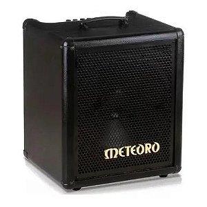 Amplificador Cubo Meteoro Rx100 Teclado Com Tweeter Piezo