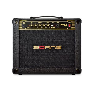 Amplificador Cubo Borne Vorax 840 40w Preto