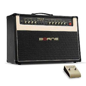 Amplificador Cubo Borne Evidence 100 2x10 100wrms