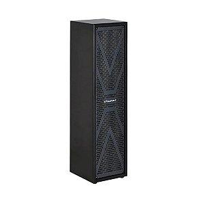 Caixa Line Array Vertical Oneal Opb404x Torre Ativa 4falante