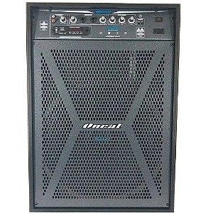 Caixa  Amplificada Multiuso Oneal Ocm4115 150w Bluetooth Usb