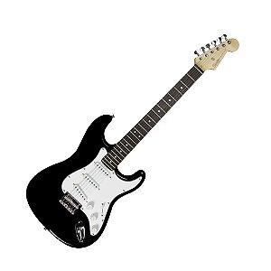 Guitarra Fender Stratocaster Mainstream Squier Preto