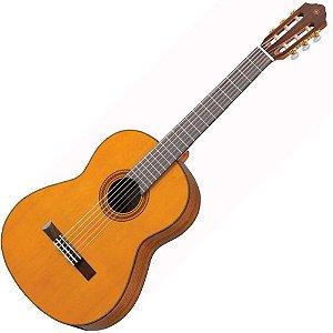 Violão Yamaha Cx40ii Nylon Eletroacústico Clássico Natural