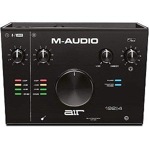 Interface M Audio Air 1924 Usb 2 Canais 24bits 192khz