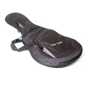 Hard Bag Case Solid Sound Guitarra Sg Rigido Mochila Térmico