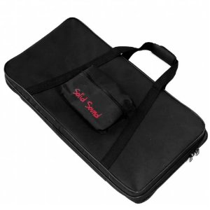 Hard Bag Rigido Case Para Pedaleira Boss Gt1000 Solid Sound