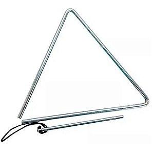 Triangulo Musical Forró Xote Baião Luau Praia 30cm 10mm