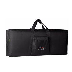 Capa Bag Teclado Luxo Acolchoado 5/8 Avs Casio Roland Yamaha