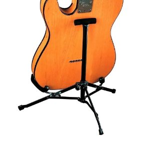Suporte Pedestal Chão Fender Guitarra E Baixo Original Novo