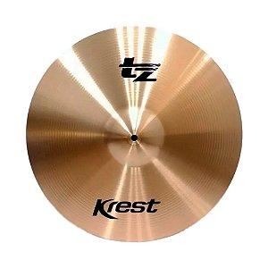 Prato Condução Ride 20 Krest Tz20ri Bronze B8 Profissional