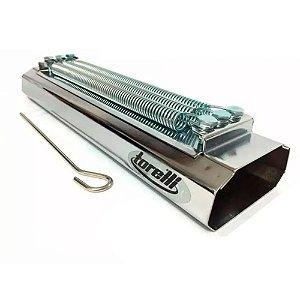 Reco Reco Torelli Tr501 3 Molas Alumínio Natural