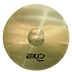 Prato Ataque Crash Ride Krest Eko 18 Ecol18mc Brass