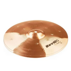 Prato Chimbal 13 Hihat Orion Revolution Pro Bronze B10 Rv13h