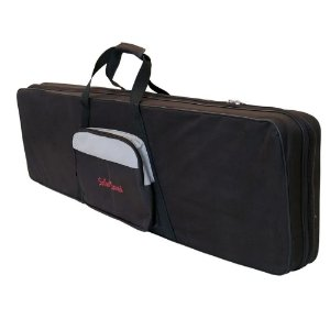 Case Bag Solid Sound Piano Teclado 61 Teclas 5/8 Slim Rigido