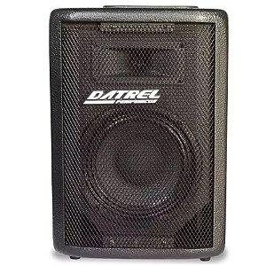Caixa De Som Ativa Datrel Af 8 Bluetooth Usb Fm 100w