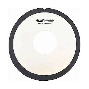 Controlador De Caixa Low Pitch Drum Head 14 Torelli Ta518
