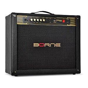 Amplificador Cubo Borne Vorax 2100 2x10 100w rms p/ guitarra