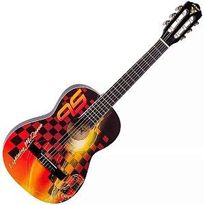 Violao Infantil Carros Nylon Phx Disney 3/4 Vjc3 6 Á 12 Anos