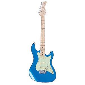 Guitarra Strinberg Sts100 Mbl Azul Strato