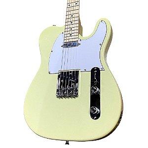 Guitarra Telecaster Strinberg Tc120s Creme