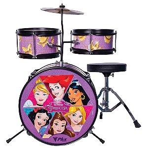 Bateria Infantil Disney Princesas Mosaico phx