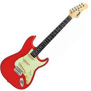 Guitarra Stratocaster Vermelha Tagima Memphis Mg30