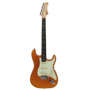 Guitarra Tagima Tg500 Dourado Gold Woodstock
