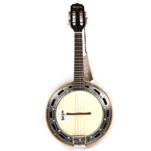 Banjo Elétrico Rozini Rj11 Preto Profissional