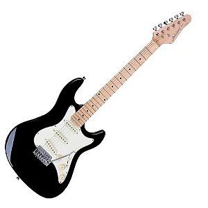 Guitarra Strinberg Sts100 Bk Preto Stratocaster