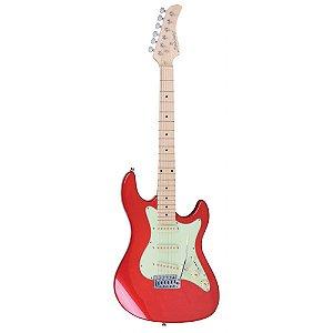 Guitarra Strinberg Sts100 Mwr Vermelha Stratocaster