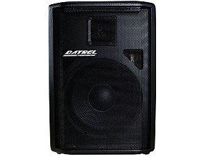 Caixa De Som Datrel Ativa 12 250w Usb Bluetooth Profissional