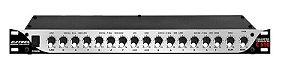 Crossover Paramétrico Datrel C510 De 5 Vias Faixas De Áudio