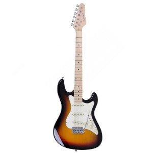 Guitarra Strinberg Sts100 Sb Sunburst Stratocaster