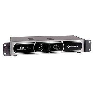 Amplificador de Potencia LL Audio Pro600 150W