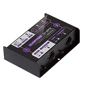 Direct Box Waldman Passivo 2 Conexões Di2ps