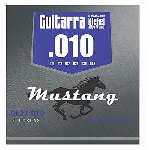 Encordoamento Mustang Phx Guitarra Nickel Alloy 010 Qe27-010