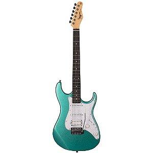 Guitarra Tagima Tg520 Verde Metálico Msg