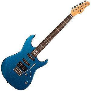Guitarra Tagima Tg510 Azul Metálico Mbl DF Series Hambucker