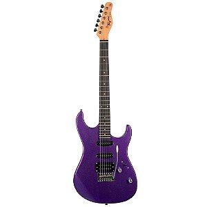 Guitarra Tagima Tg510 Roxo Metálico Mpp DF Series Humbucker