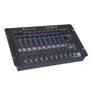 Mesa de Som LL Audio Starmix S1002D 10 Canais