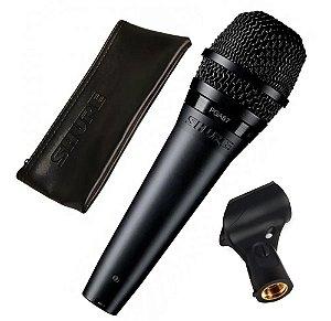 Microfone Shure Cardioide Dinamico Instrumento PGA57lc