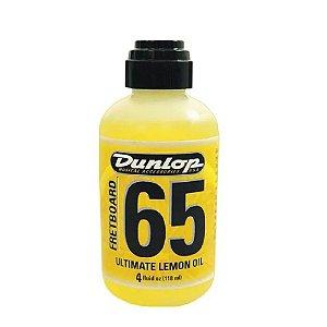 Óleo De Limão Dunlop F65 Para Escala 6554