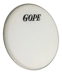 Pele Gope 8 Polegadas Porosa Percussão Moldada Lp1208