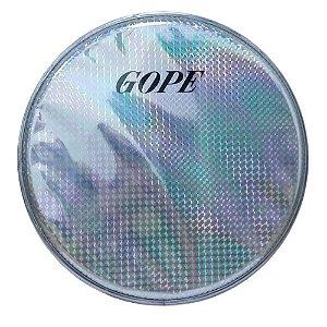 Pele Gope 12 Polegadas Holográfica Prata 1812