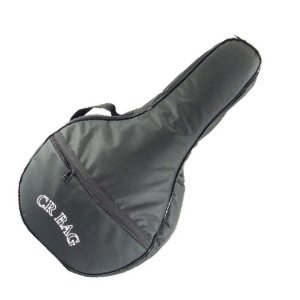 Bag Capa Banjo Acolchoada Luxo Alça Costas Cr Bags